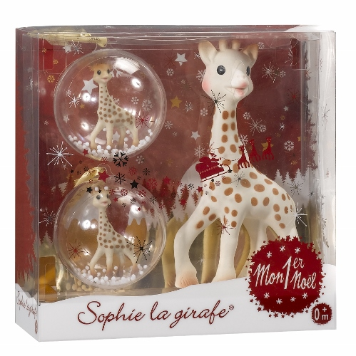 My First Sophie la girafe Christmas Set