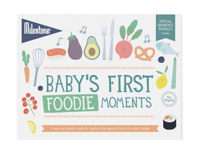 Baby's First Special Moment - Foodie - Cards by Milestone™