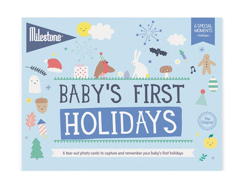 Baby's First Special Moment - Holiday - Cards by Milestone™