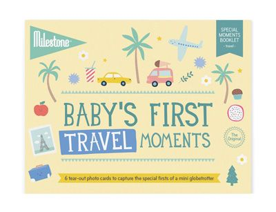 Baby's First Special Moment - Travel - Cards by Milestone™