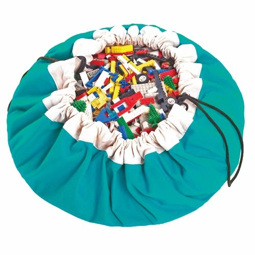 Classic Turquoise - Play & Go, Toy Storage Bag