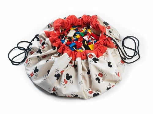 Disney - Mickey Cool - Play & Go, Toy Storage Bag