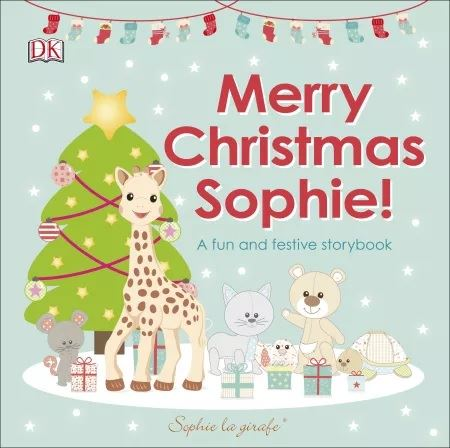 Merry Christmas Sophie!