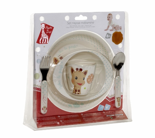 Sophie la girafe Mealtime Set - Balloon Version