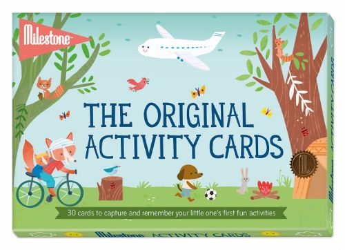 The Original Activity Cards by Milestone™