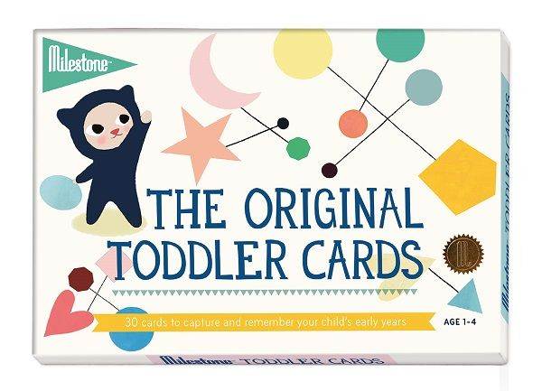 Toddler Cards by Milestone™